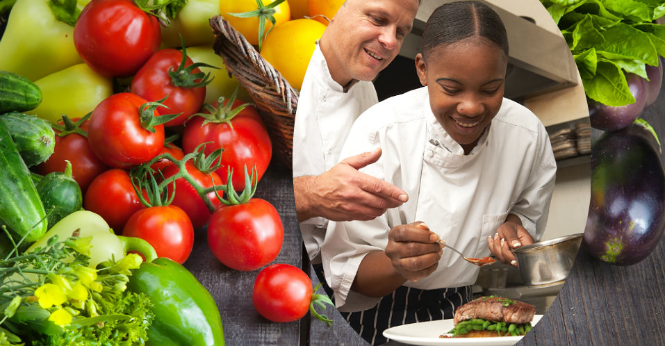Food Processing, Preparation and Packaging using Africa's food resources.